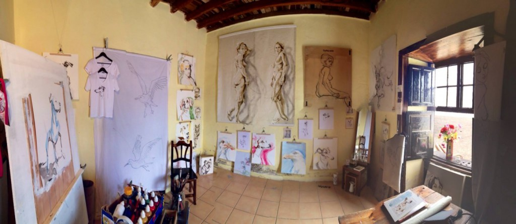 Studio La Palmera 2016 Teguise Lanzarote