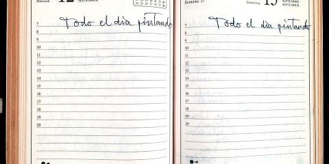 Agenda Cesar Manrique