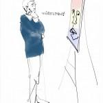 #interesting | digital drawing