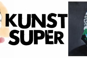 KUNST SUPER = ART SUPER (-market)