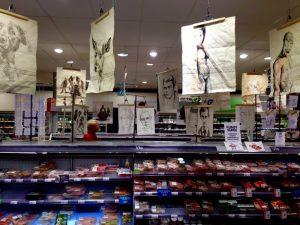 Kunst Super Art Supermarket