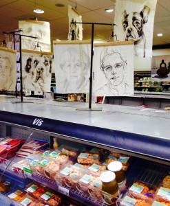 Portraits Art Supermarket