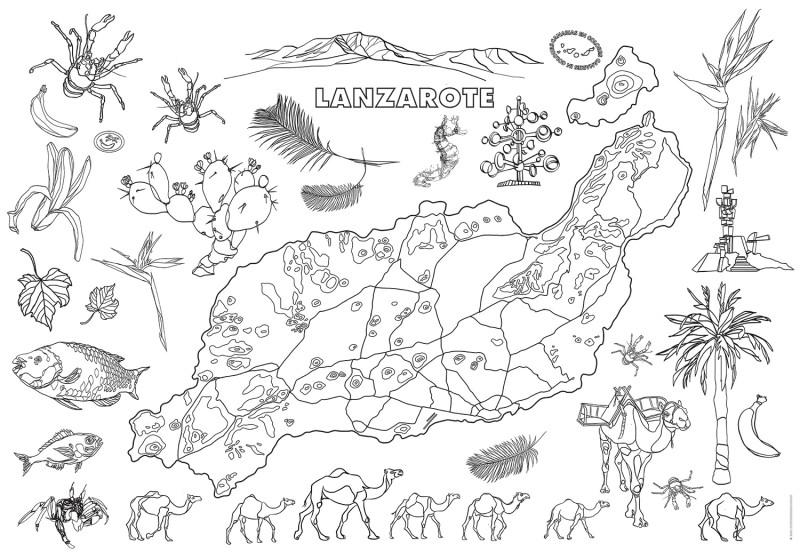 Lanzarote Poster