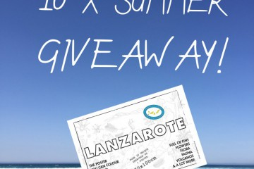 10 x summer giveaway