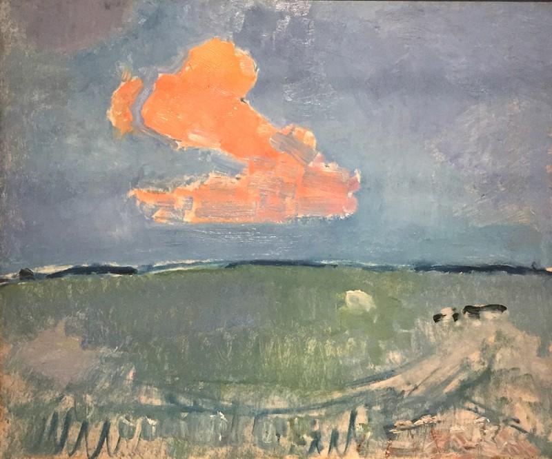 Piet Mondriaan, Dutch Landscape