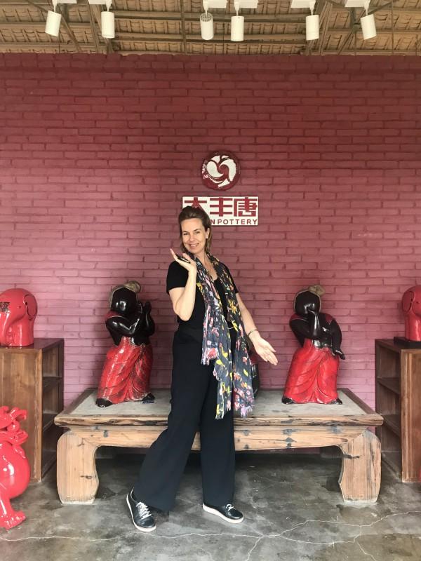 Inge Koetzier van Hooff Guangzhou China Ceramics