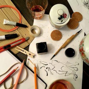 Art Café Atelier Inge