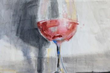Wijn & Fijn Schilderen workshops Wine & Fine Painting