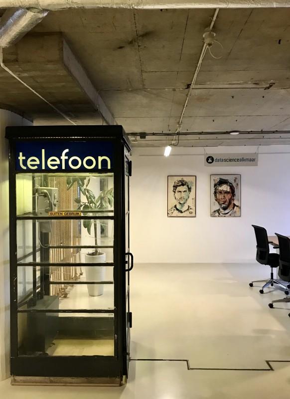 TelefoonCentrale Alkmaar Netherlands