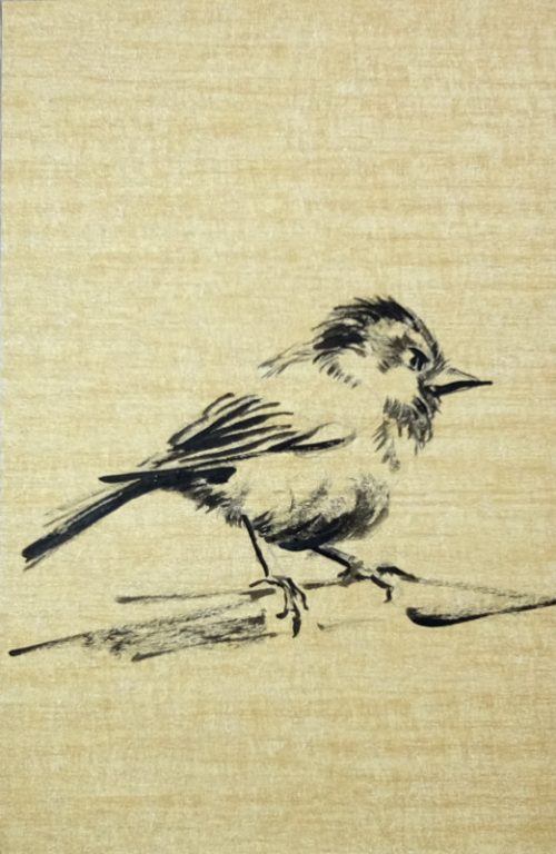 SOLD Wallpaper Bird