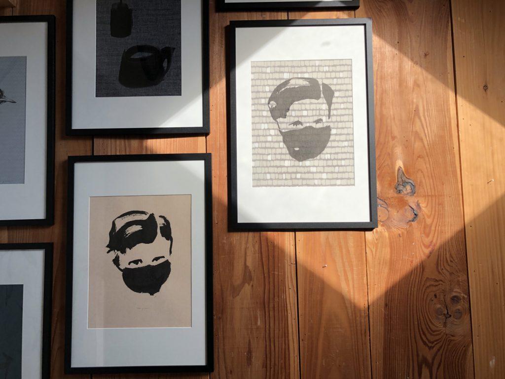 Wallpaper Series  People   Masks