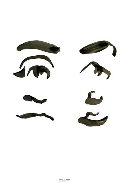 Portrait written like characters Lex & Inge