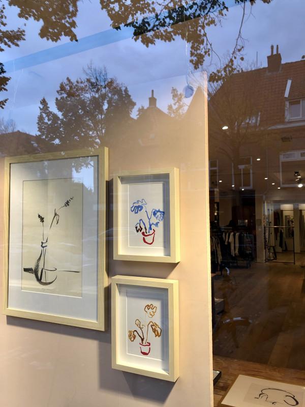 Exhibition Tally Ho Bergen