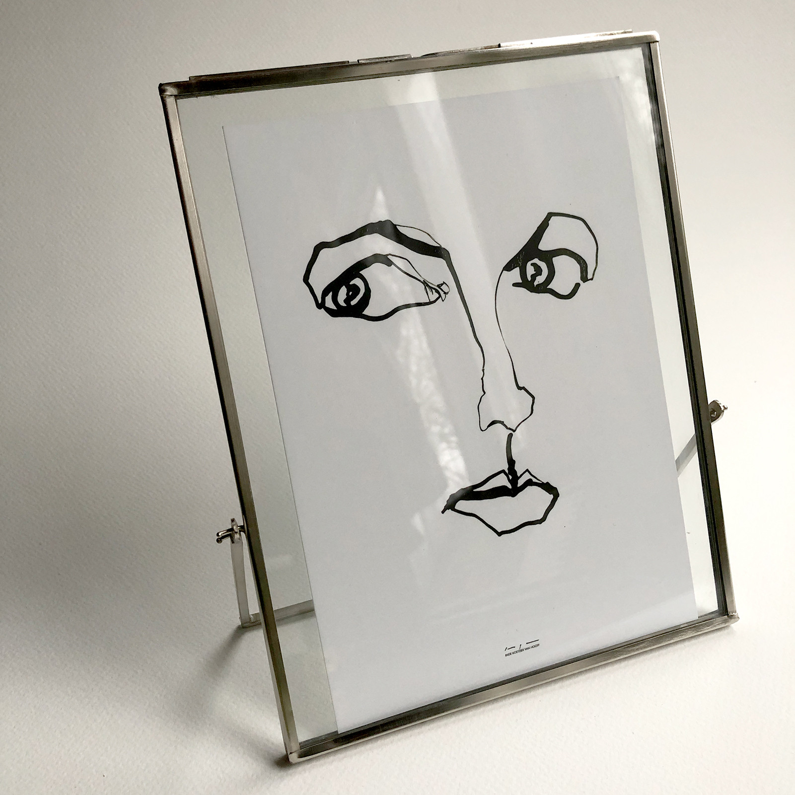 Example | Frame NOT included in gift set