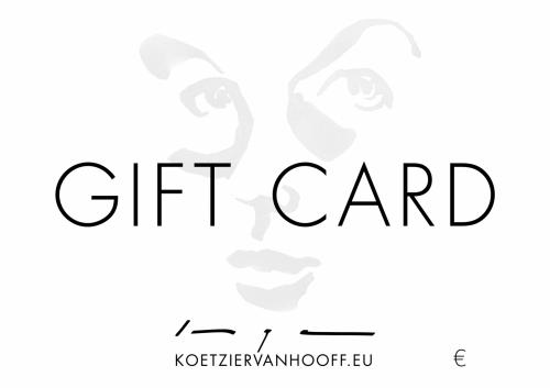 Gift Card | Cadeau Bon