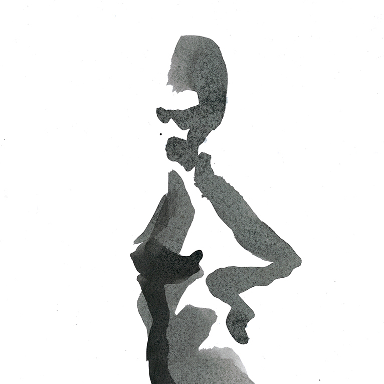 Woman Posing | Detail