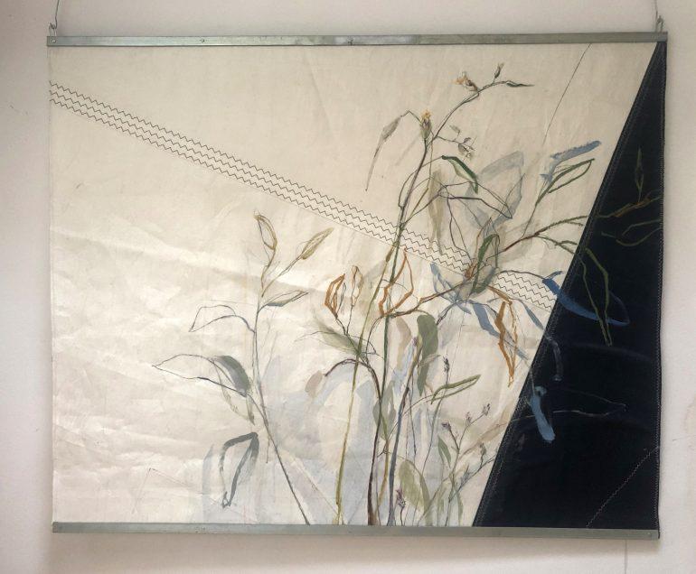 Wild Flowers on Sail   Detail