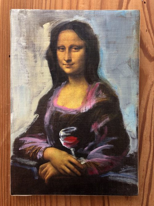 Mona Lisa Wine