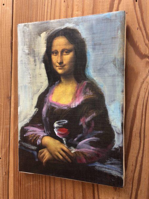 Mona Lisa Wine