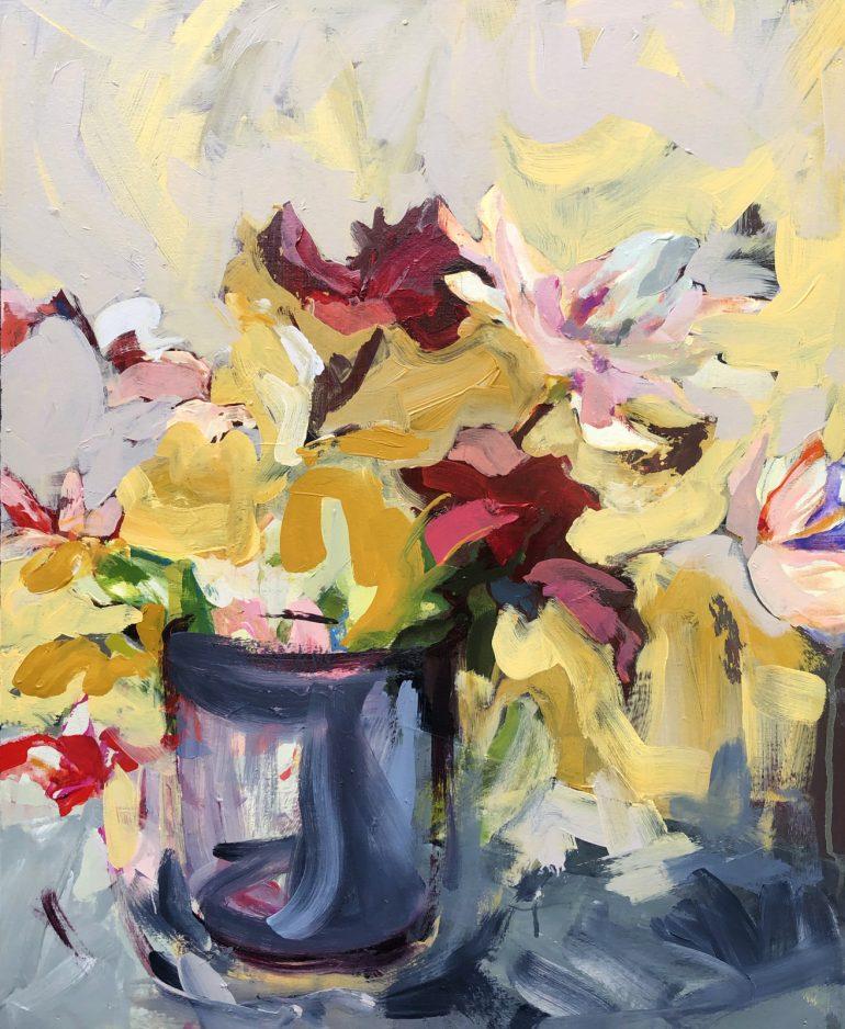 Spring Flowers | Original Artwork