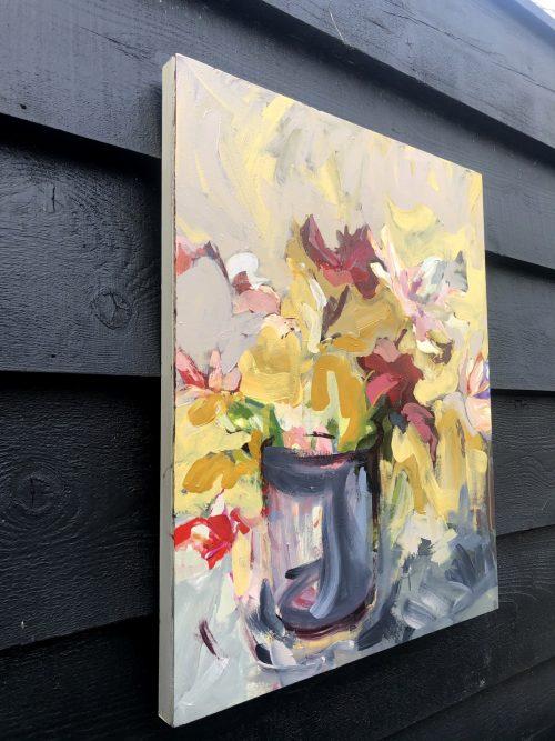 Spring Flowers | Original Artwork | Wall